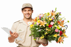 В Липецке цветы дешево стоят, но в красоте дорогим не уступают