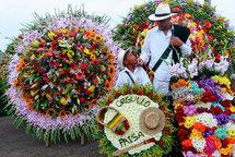 Цветы целого мира: стартовал цветочный фестиваль в Колумбии
